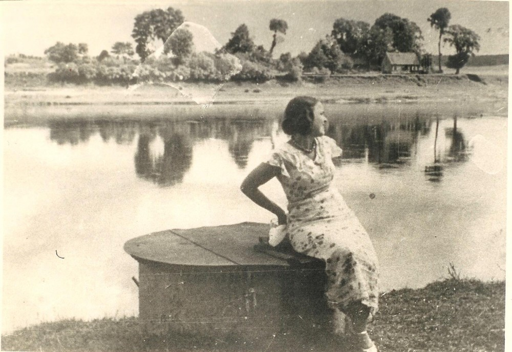 Prie Nemuno. Kaunas. Apie 1933 m.