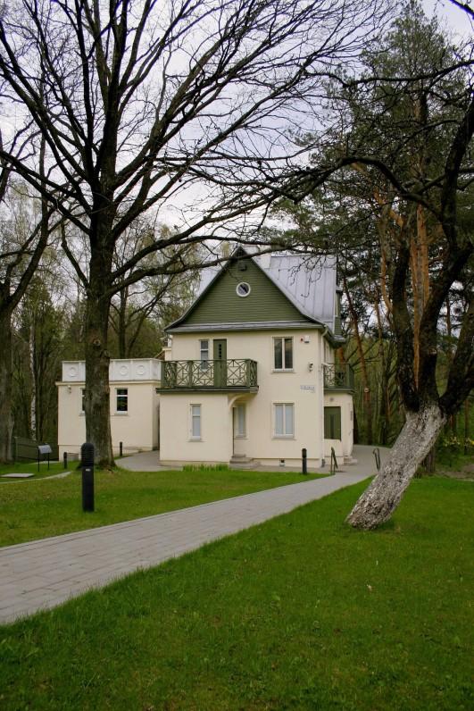 S. Nėries ir B. Bučo namai-muziejus