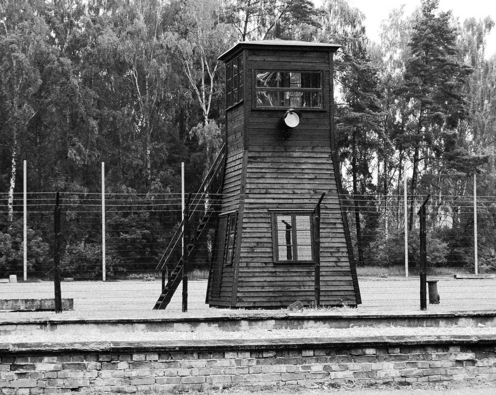 Sargybos bokštas šiandien
