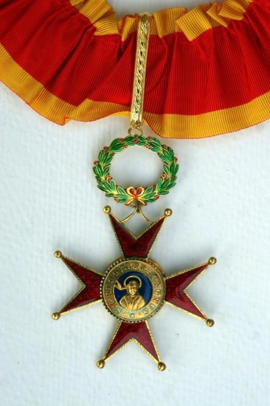 Šv. Grigaliaus Didžiojo Riterių Komandieriaus ordinas