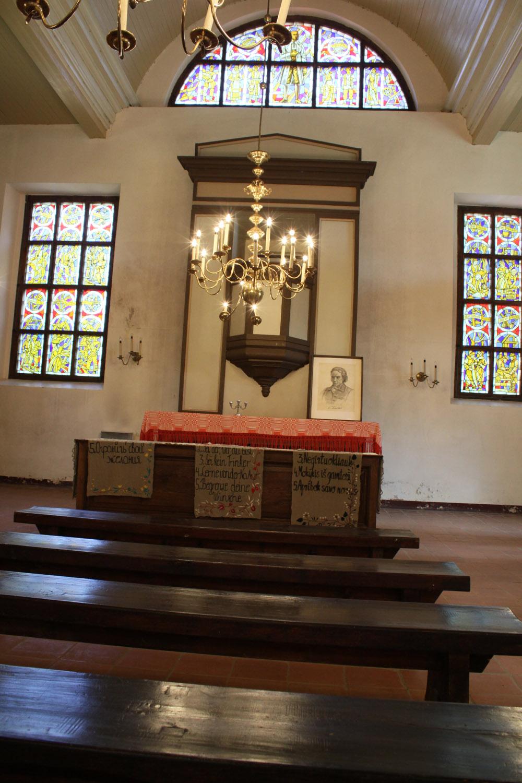 Tolminkiemio bažnyčios vidus