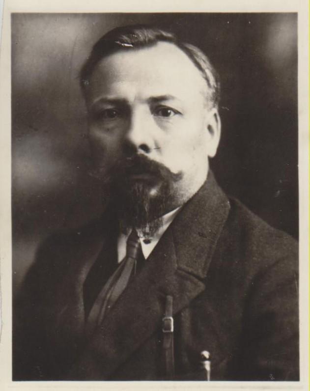 V. Kapsukas, artimas revoliucijos laikų rašytojo bičiulis