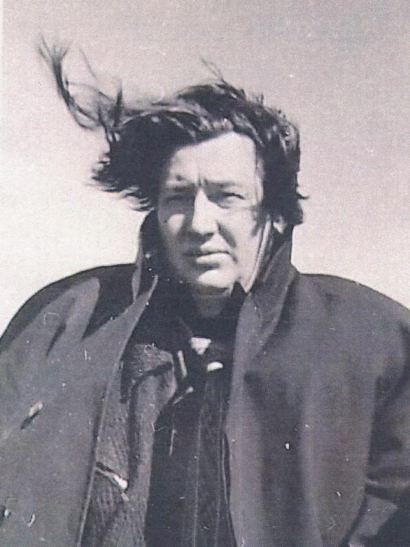 V. Misevičius. Apie 1960 m.