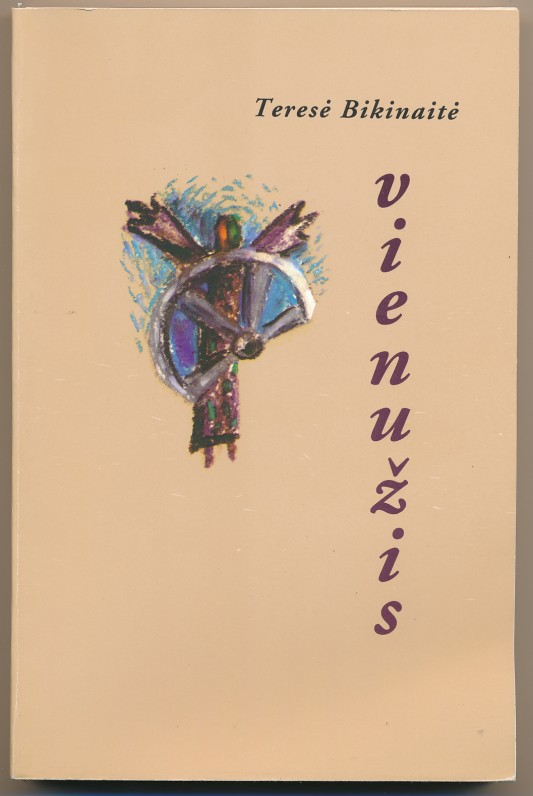 Vilnius. 1996 m. Tai – monografija apie Antaną Vienažindį