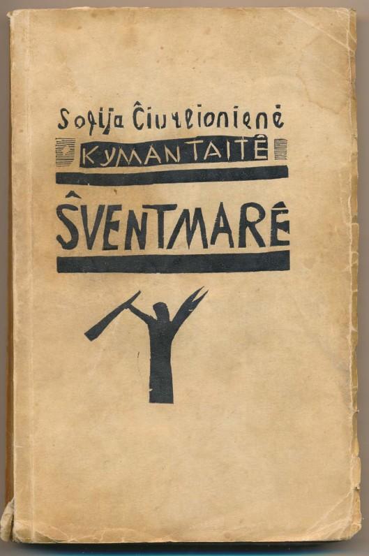 Viršelis ir iliustracijos Viktoro Petravičiaus. Kaunas, 1937 m.