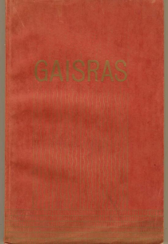 """Vydūnas. """"Gaisras"""". Penkių veiksmų tragedija. Tilžė, 1928 m."""