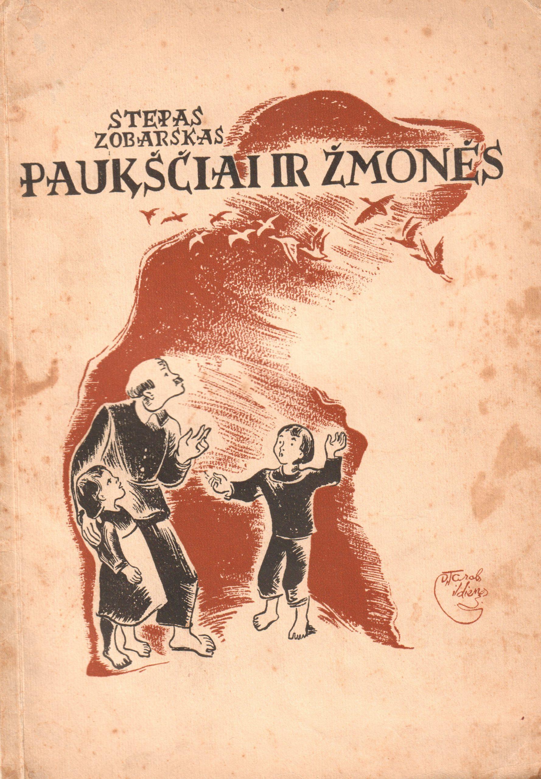 1940 m. D, Tarabildienės iliustracijos