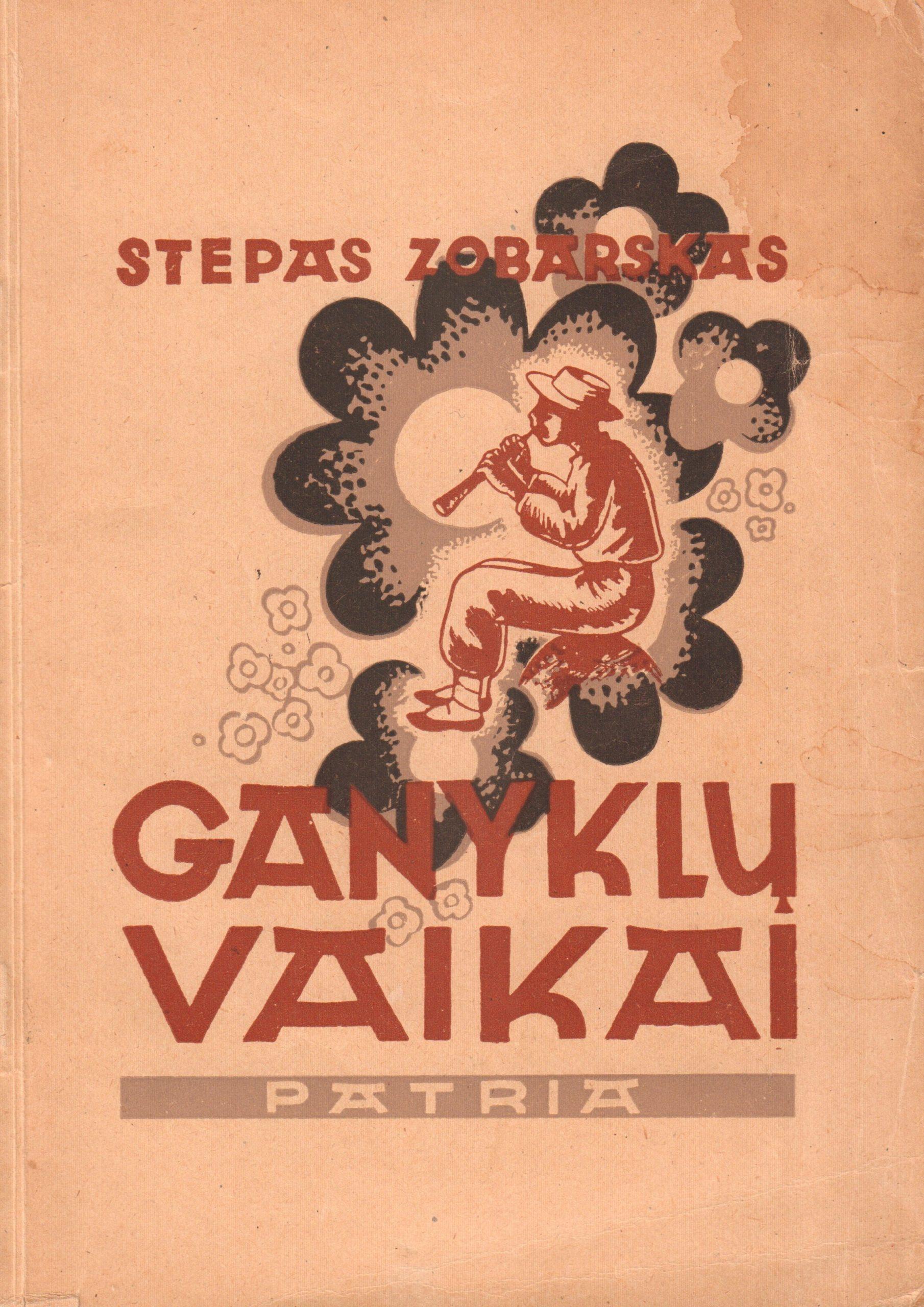 1948 m. D. Tarabildienės iliustracijos, viršelis P. Osmolskio
