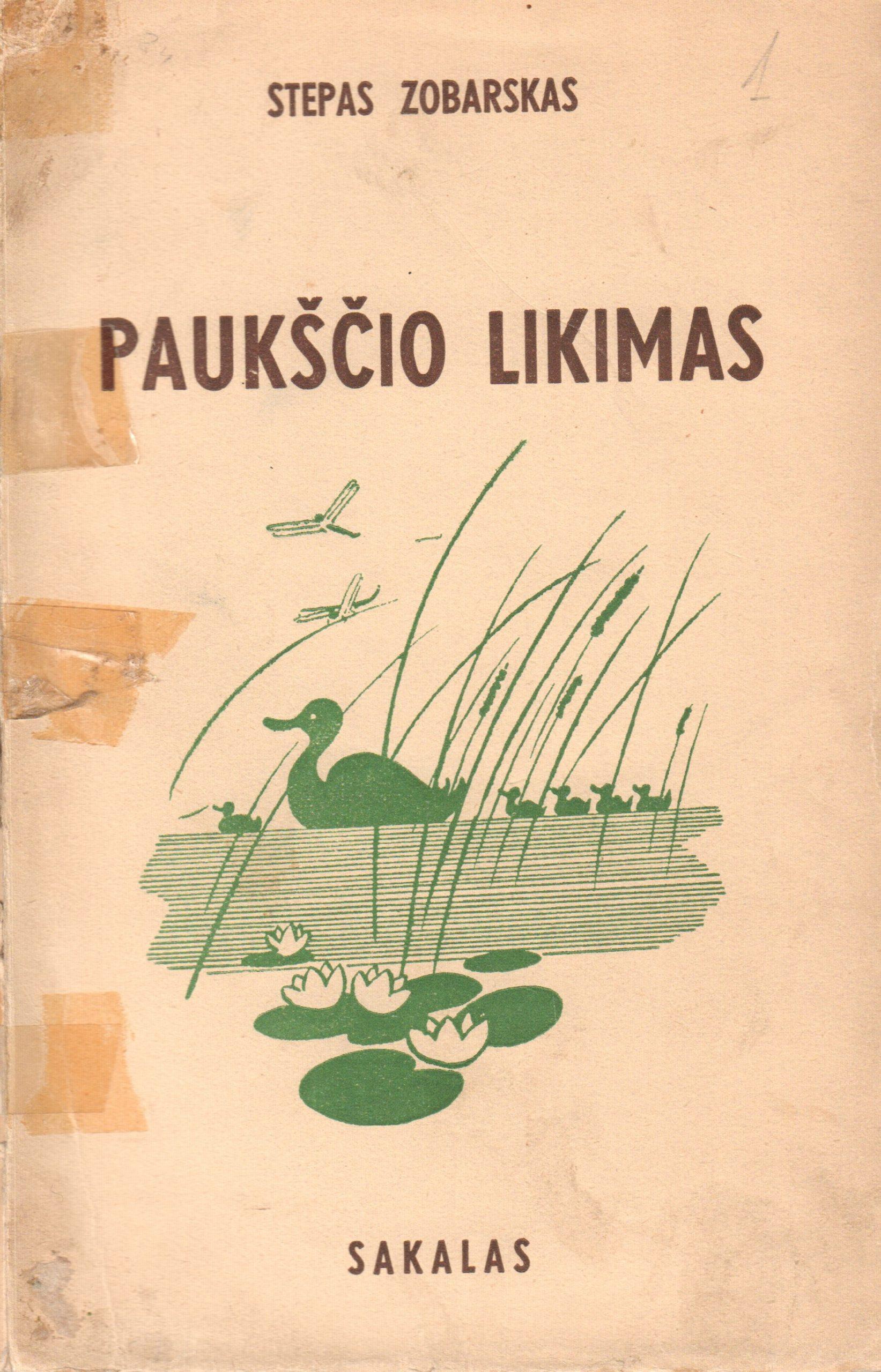 1937 m. T. Kulakausko iliustracijos