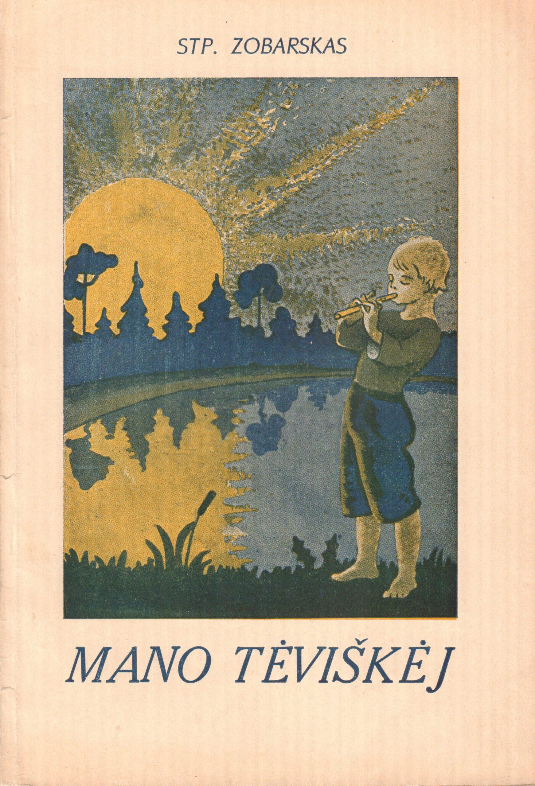 1934 m. D. Tarabildaitės iliustracijos