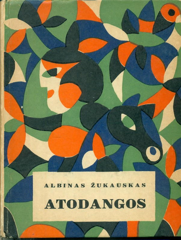 """Atodangos"" (eilėraščiai), Vilnius, 1971 m."
