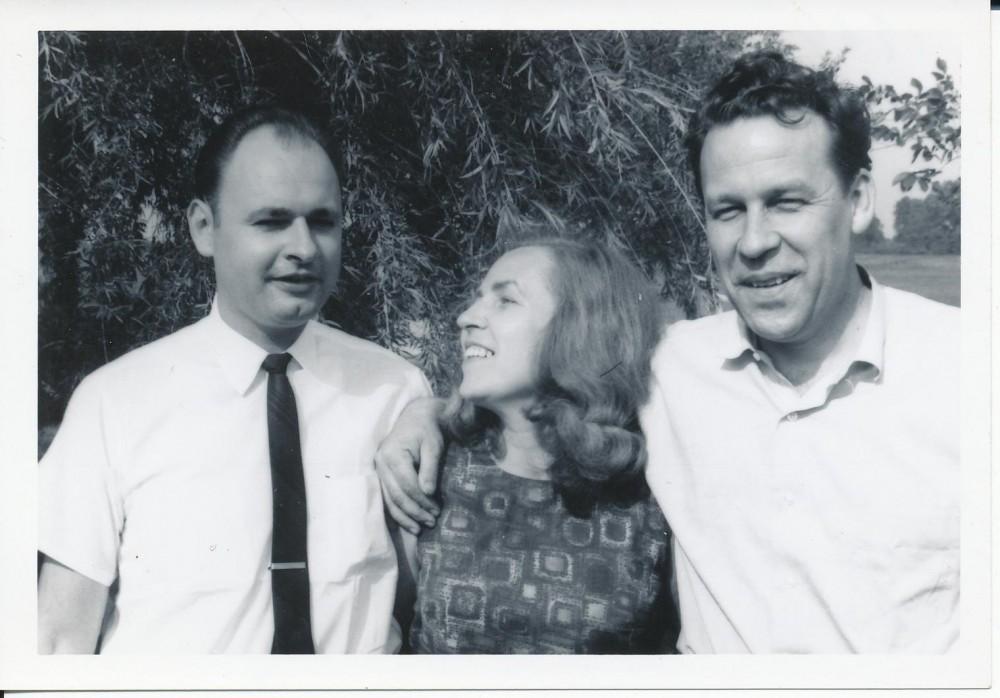 A. Mackus, Liūnė Sutema ir H. Nagys. Lemontas