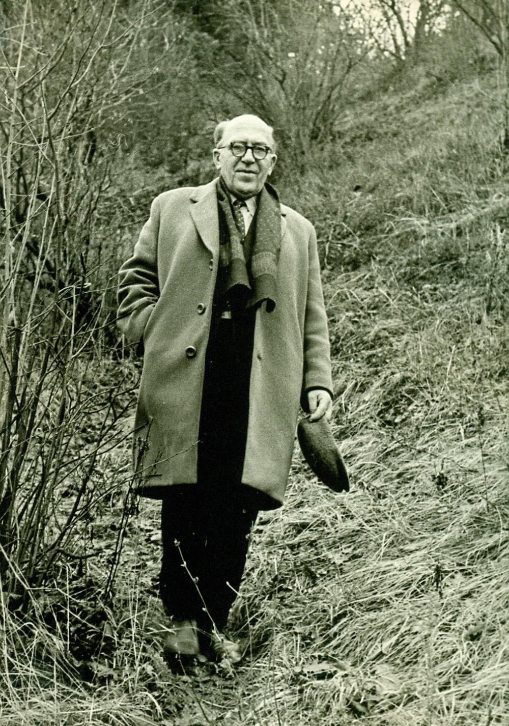 A. Žukauskas. 1972 m. Nuotrauka A. Baryso