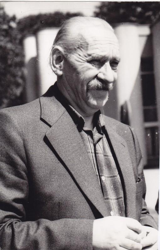 Algirdas Julius Greimas. 1979 m.