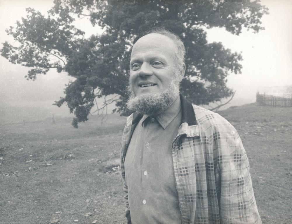 J. Aputis Zervynose. 1985 m. R. Rakausko nuotrauka