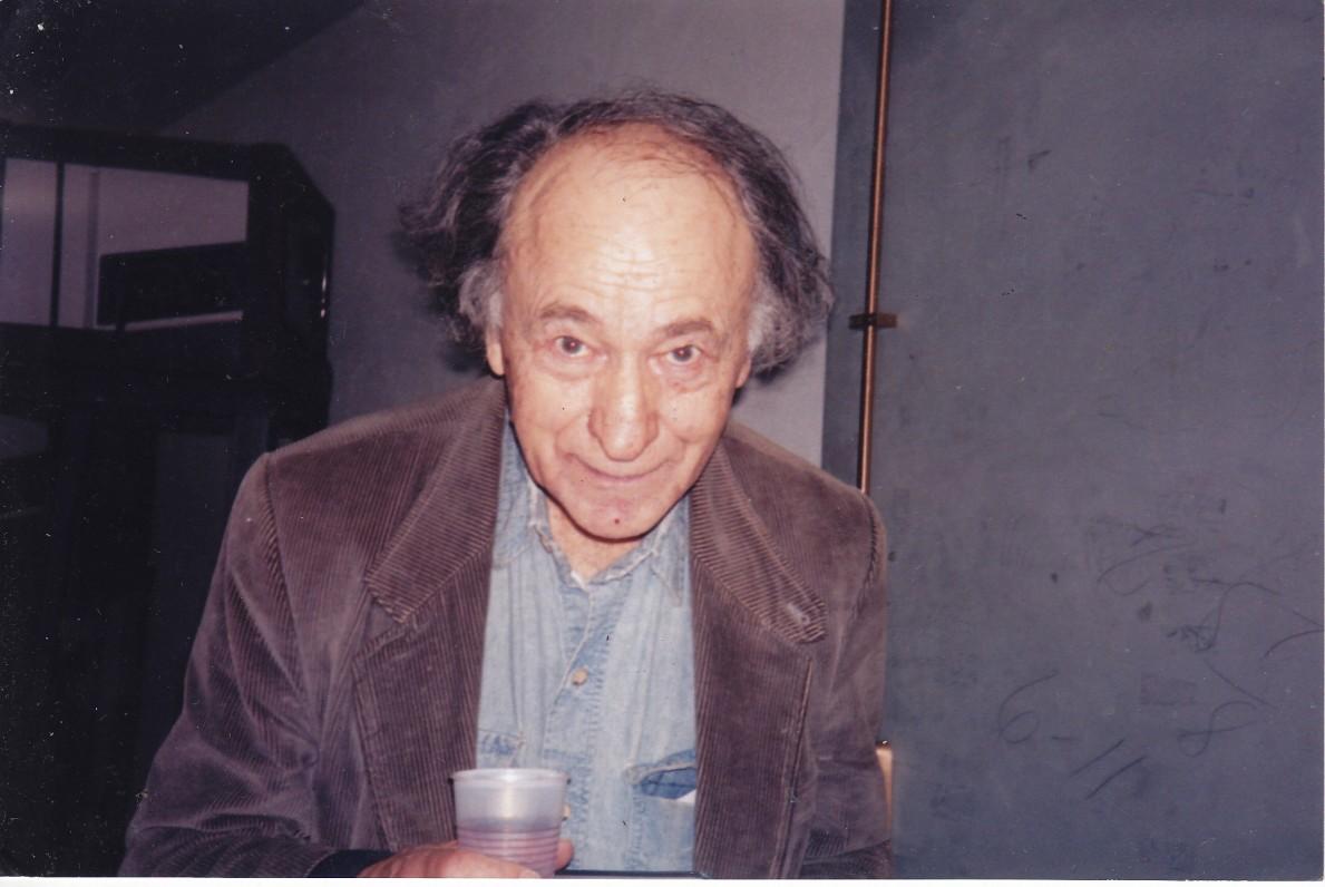 J. Mekas. Apie 2004 m.