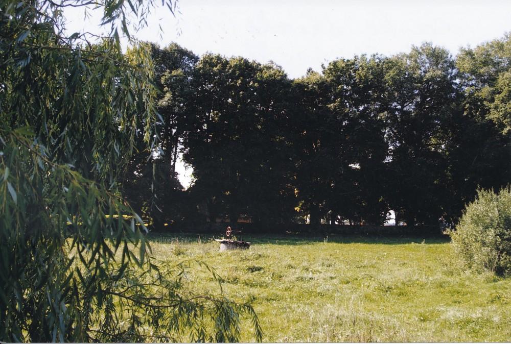 Lankeliškiai. J. A. Herbačiausko gimtinė. Z. Baltrušio nuotrauka. 2006 m.