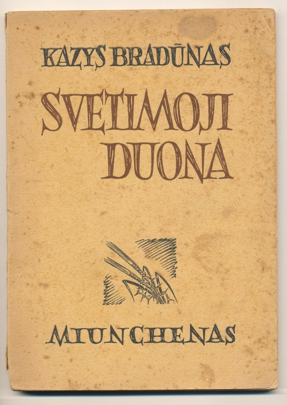 Miunchenas, 1945 m.