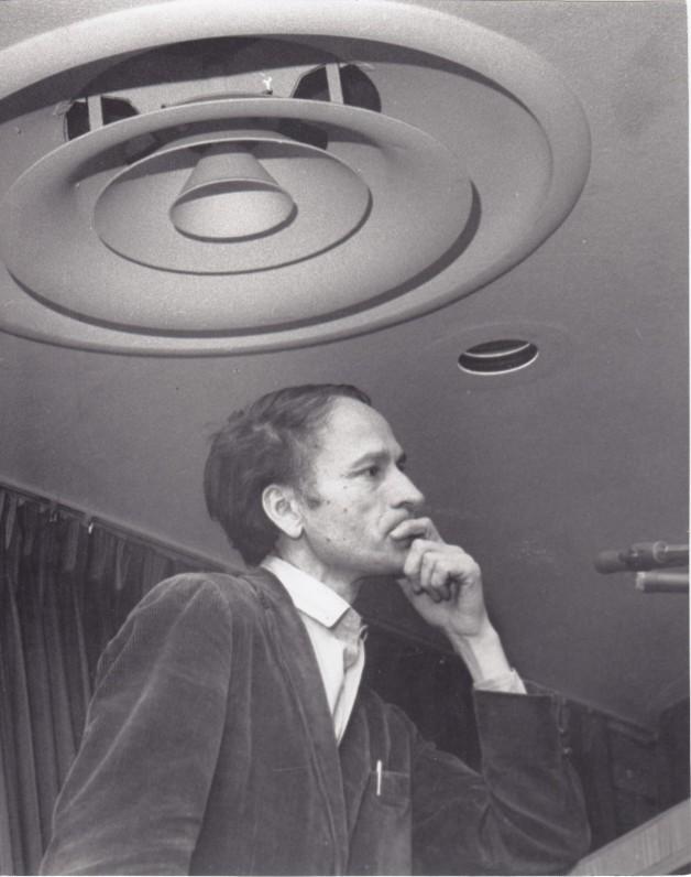 Niujorke, apie 1960 m. V. Maželio nuotrauka