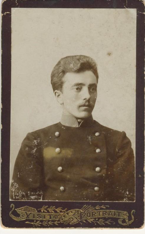 P. Višinskis. 1897 m.
