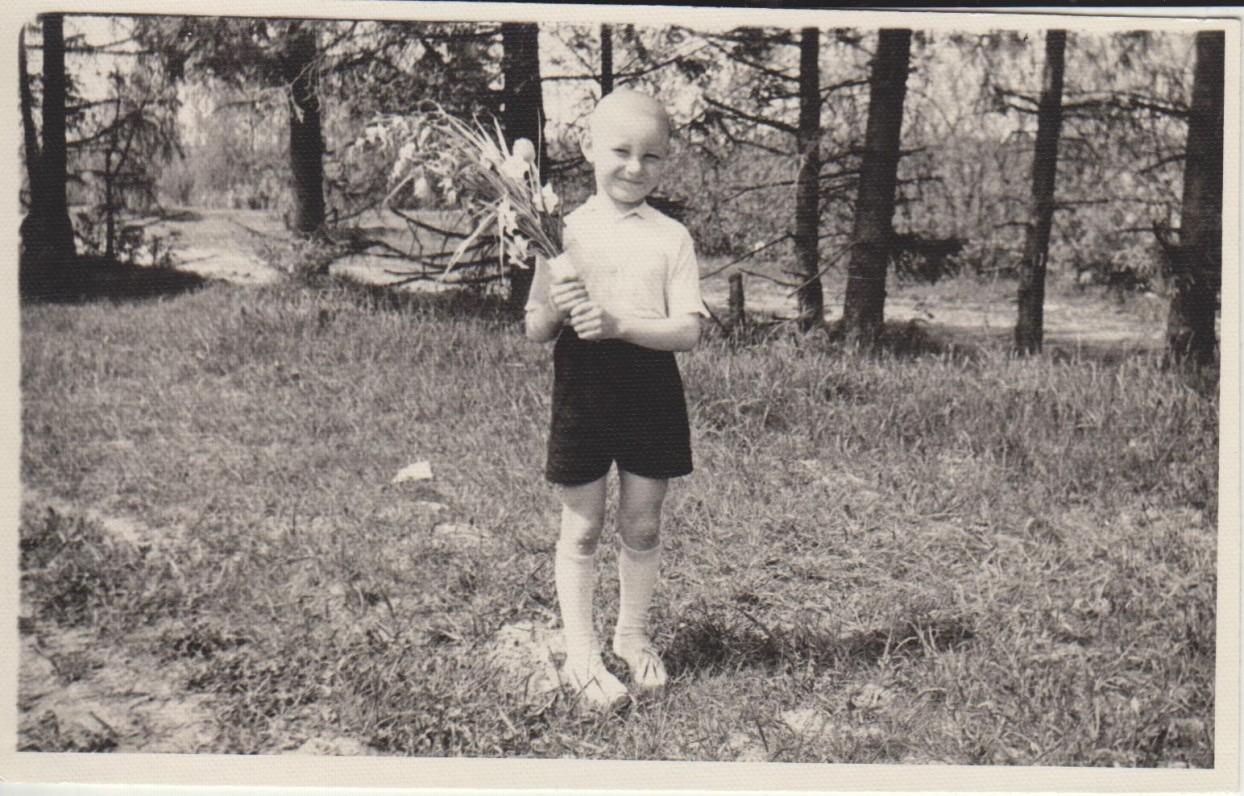 Pirmokas. 1964 m.