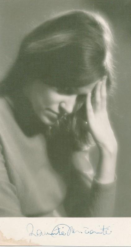 Ramutė Skučaitė. 1973 m.