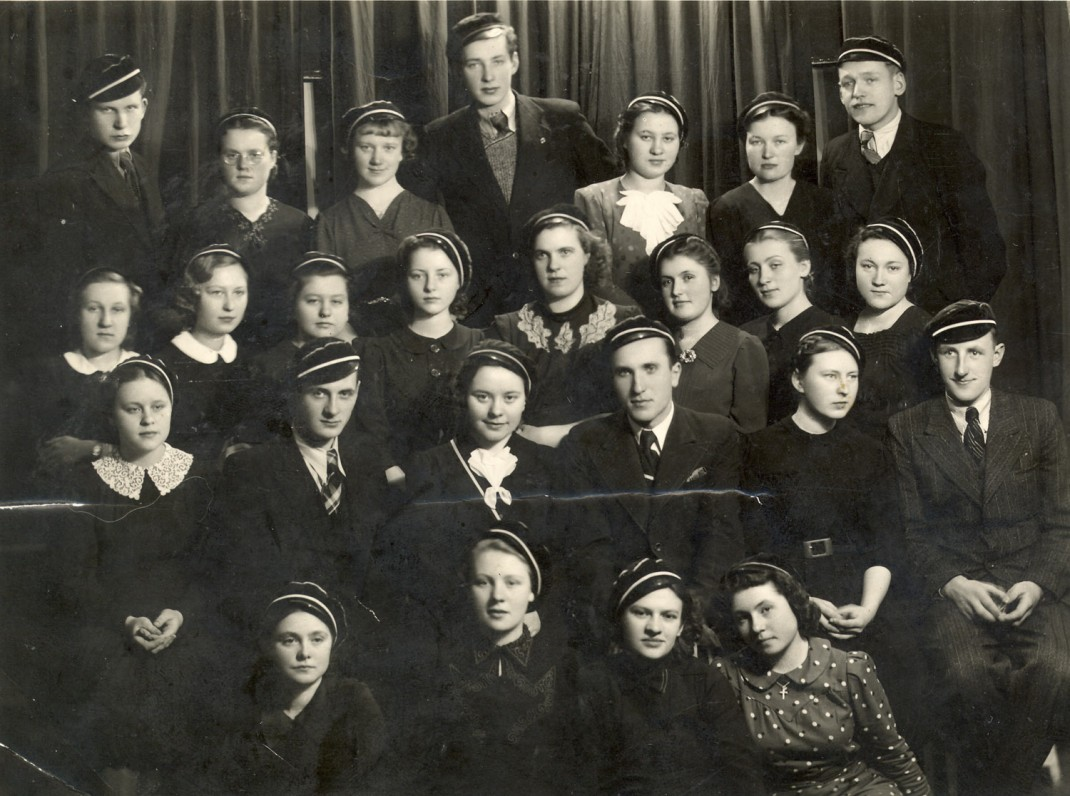 Šatrijiečiai. 1940 m.