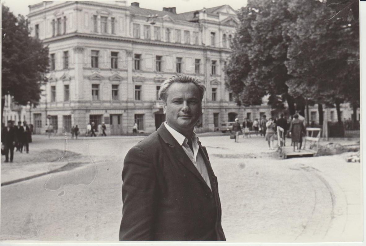 Vilniuje 1971 08 20