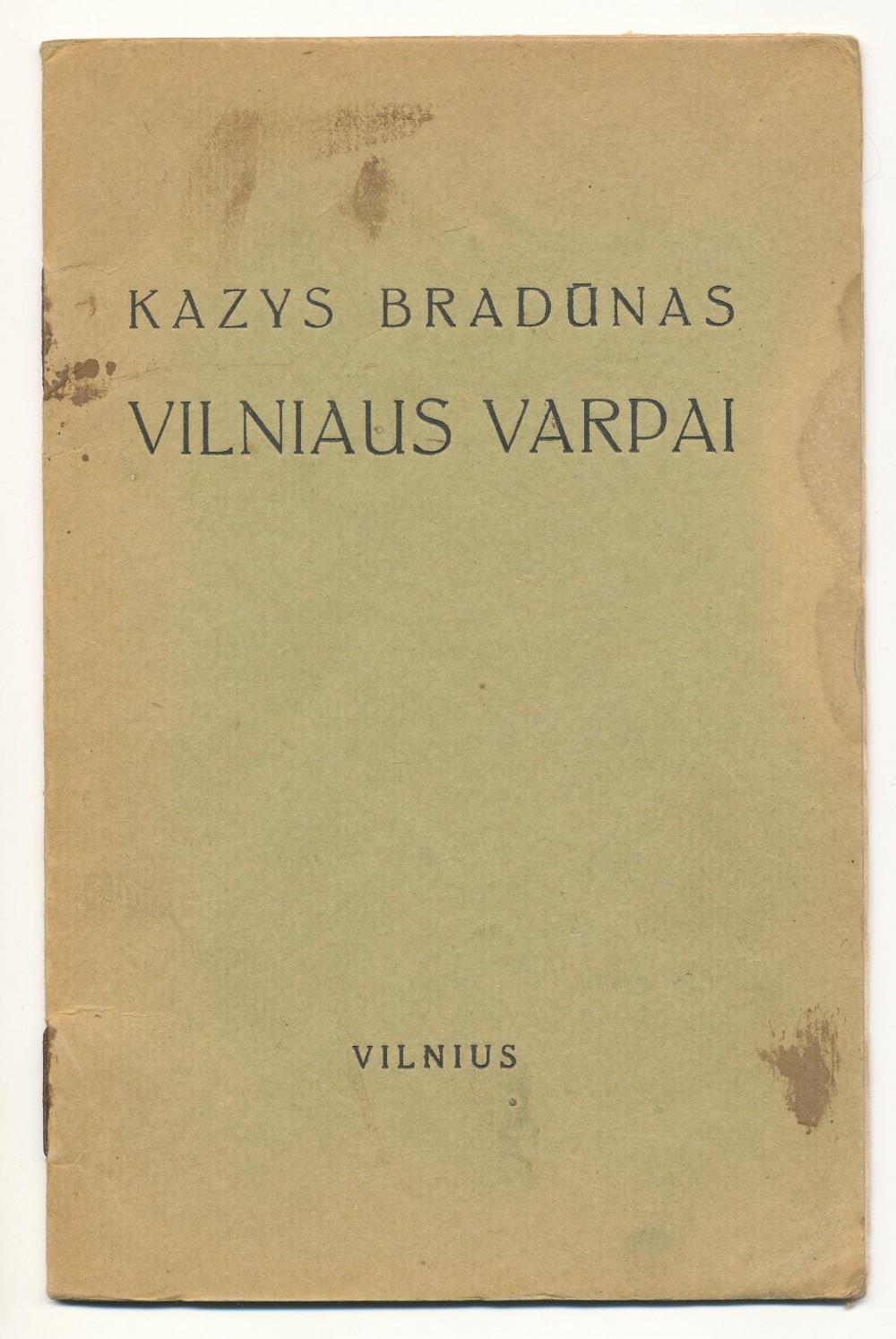 Vilnius, 1943