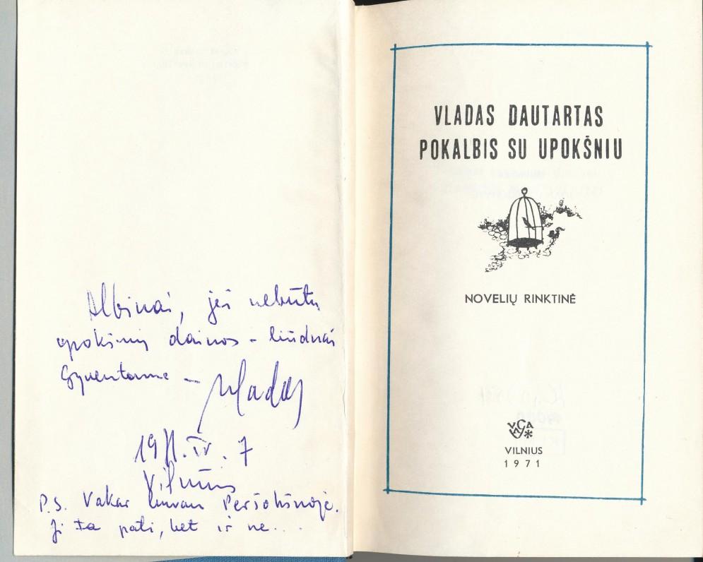 Vilnius, 1971