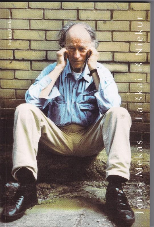 Vilnius, 1997 m. Viršelyje – Jonas Mekas 1996 metais. Audriaus Naujokaičio nuotrauka