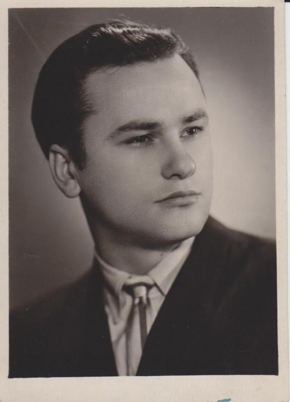 Vladas Dautartas apie 1950 m.