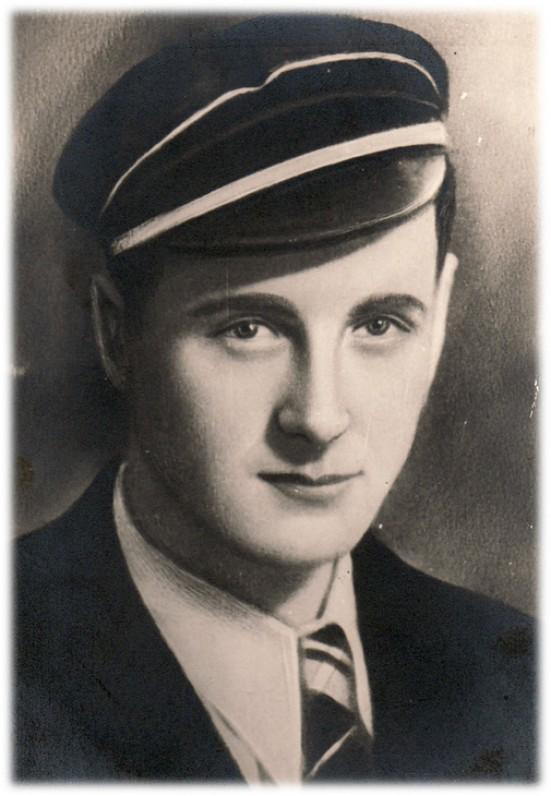 Vytautas Mačernis – studentas. 1939–1940 m.