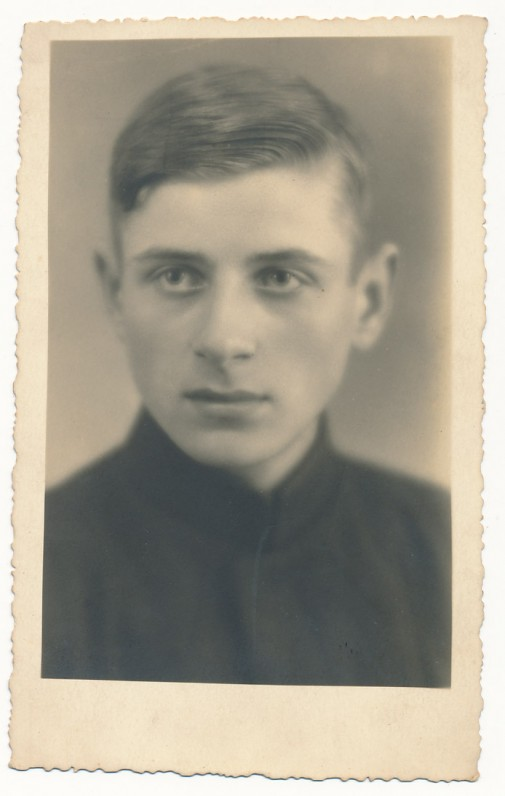 Vytautas Mačernis, 1937.04.24