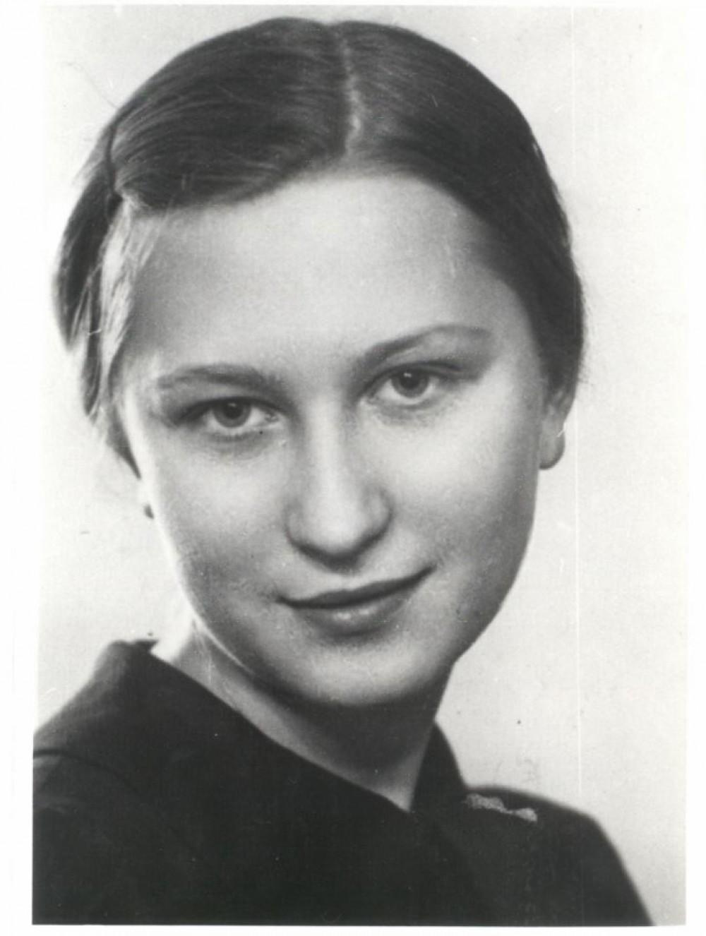 Vytauto Mačernio mylimoji – Bronė Vildžiūnaitė