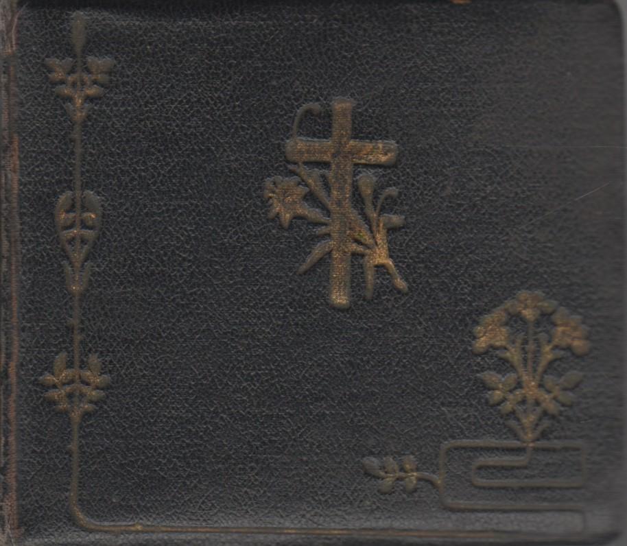 """""""Knyga giesmių arba Kanticzkos"""". Tilžė, 1919 m."""