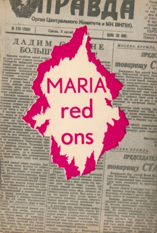"""""""Maria red ons"""". [Marija, gelbėki mus]. 1961 m. Maldų knygelė. Olandų k."""