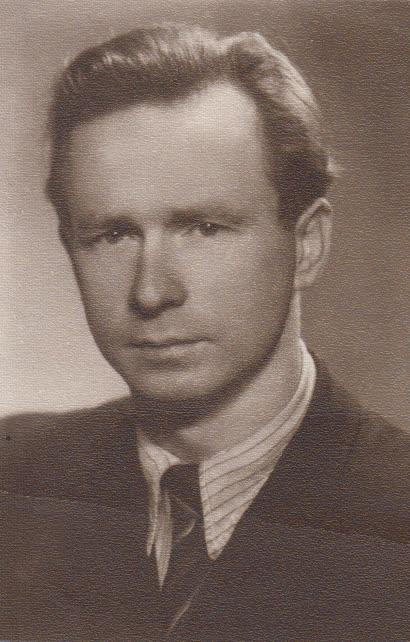 K. Marukas apie 1948 m.
