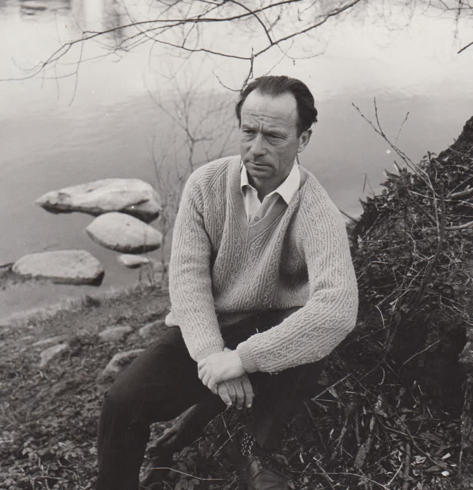 M. Krasauskas 1971 m.