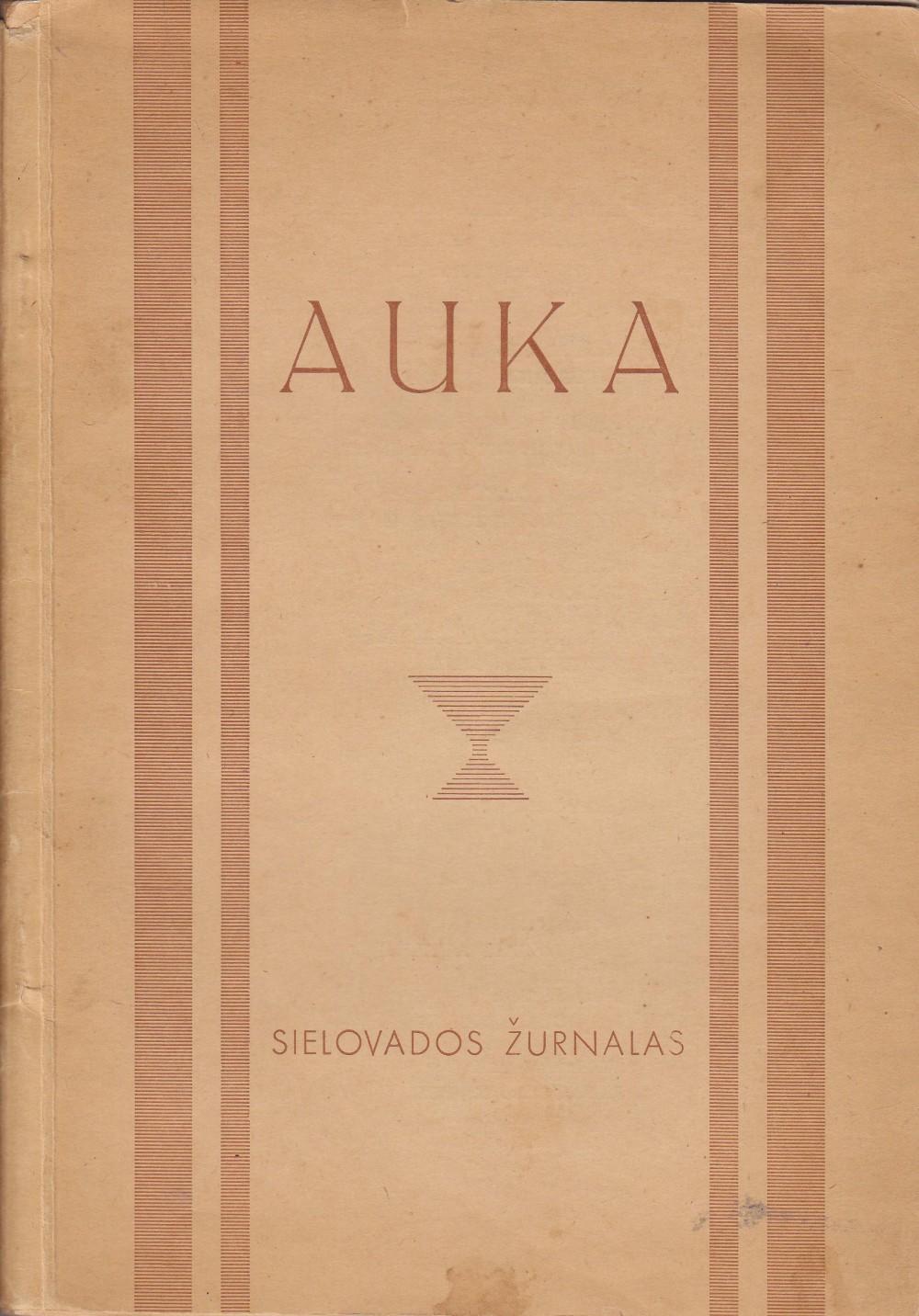 1947–1949 m. S. Ylos redaguotas žurnalas