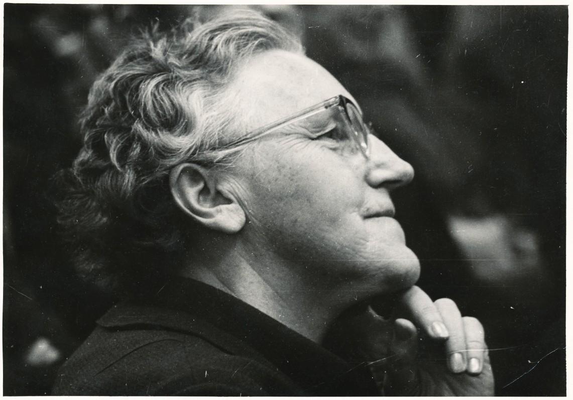 1971 m. Fotografas J. Grikienis