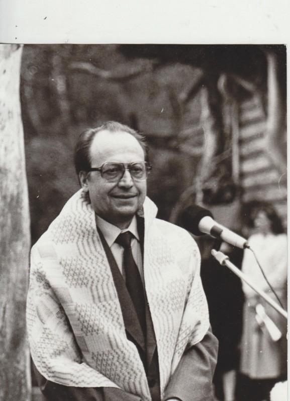 A. Matučio premijos įteikimas 1989 05 13