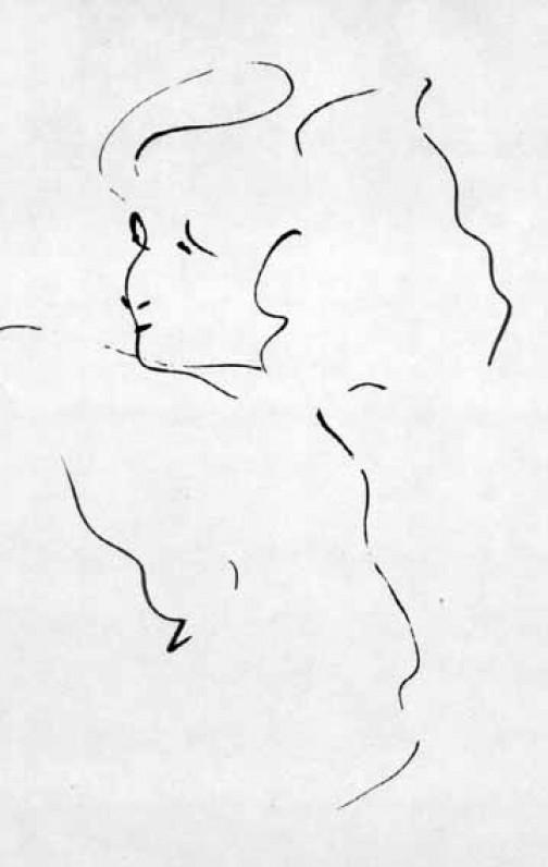 A. Vaičiulaičio piešinys
