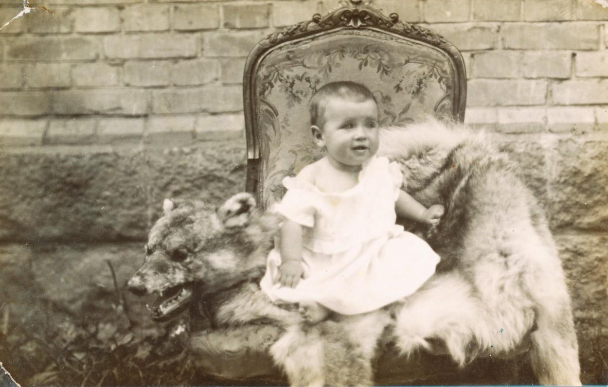 Aldona Veščiūnaitė. Alytus. 1923 m.