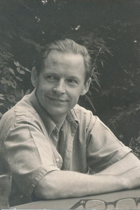 Alfonsas Nyka-Niliūnas. Baltimorė, JAV