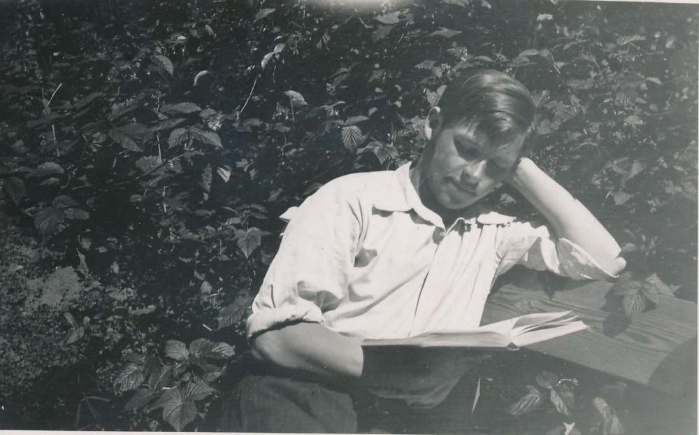 Alfonsas Nyka-Niliūnas. Kaunas, 1939 m.
