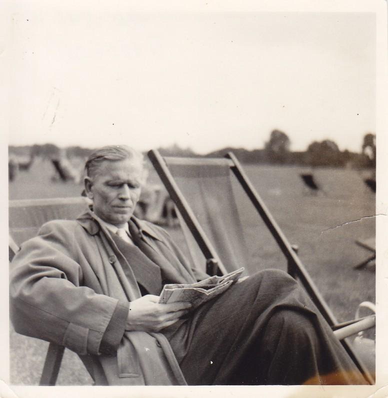 Anglija. Apie 1950 m.