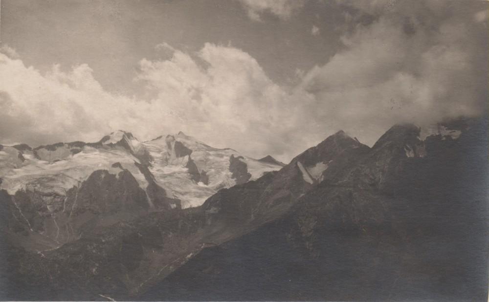 Balio Sruogos laiškas Juozapui Sruogai. Tirolis, 1929 07 19 (į Berlyną)