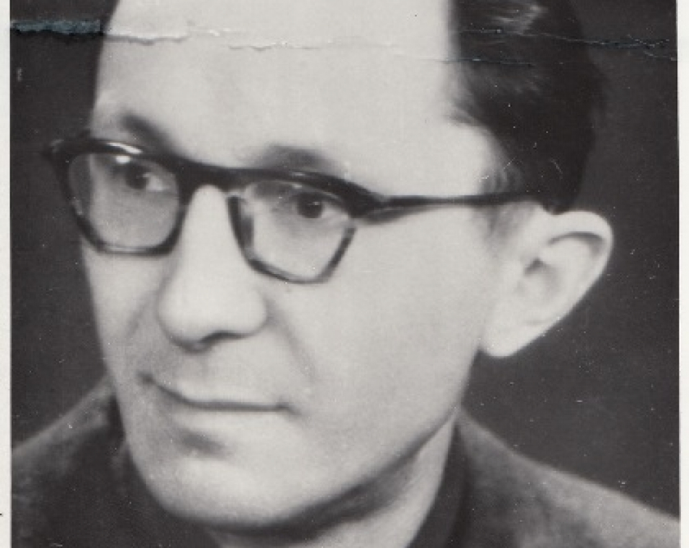 Gediminas Jokimaitis. Apie 1960 m.