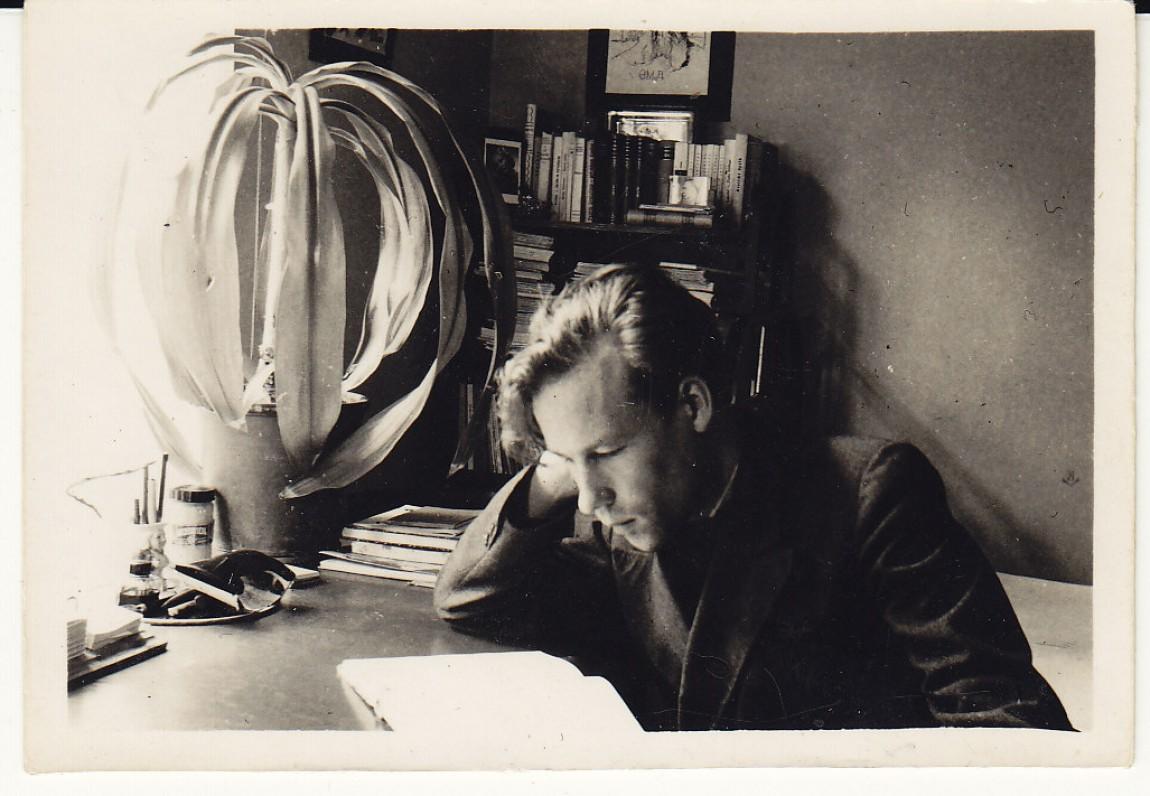 H. Nagys. Kėdainiai, apie 1942 m.